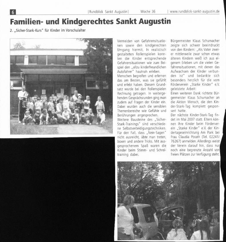 Rundblick st augustin familien und kindgerechtes sankt augustin